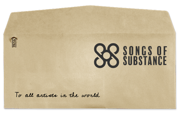 Songs of Substance Envelope